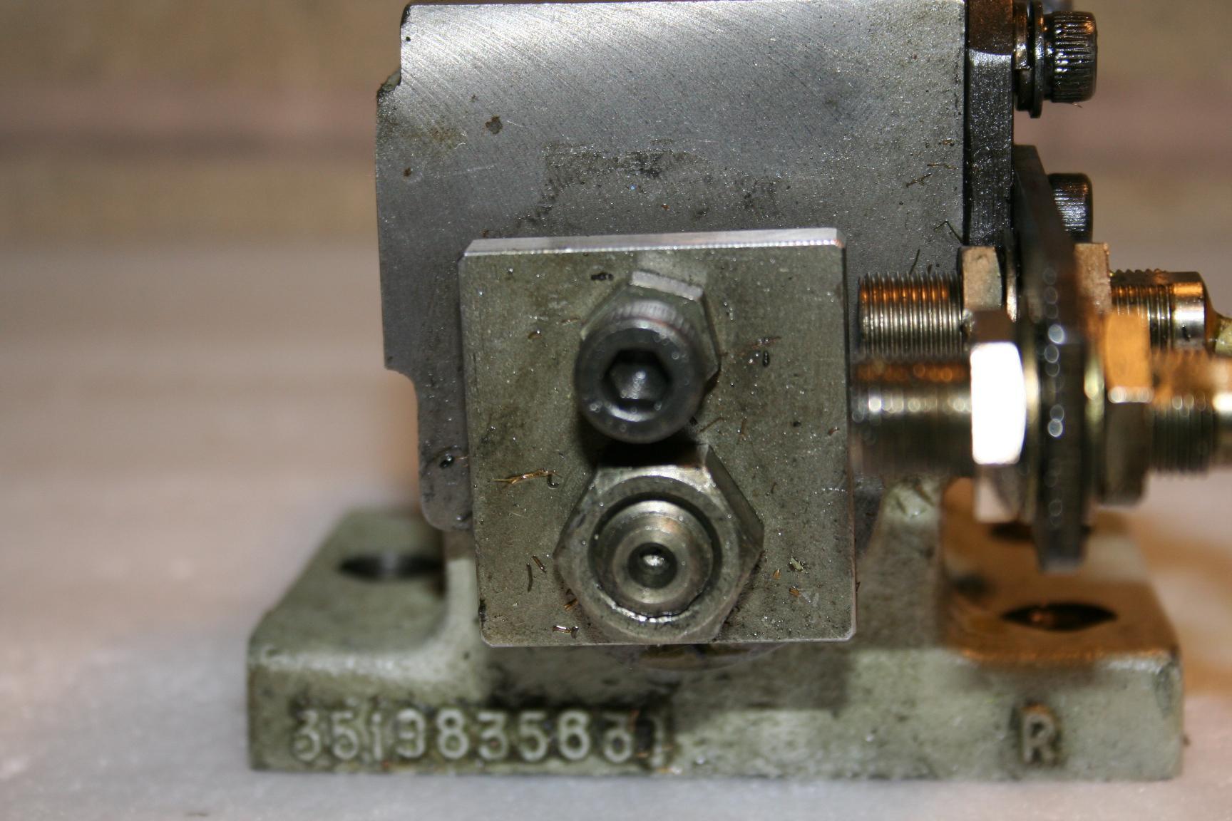 Mazak Parts Catcher Piston