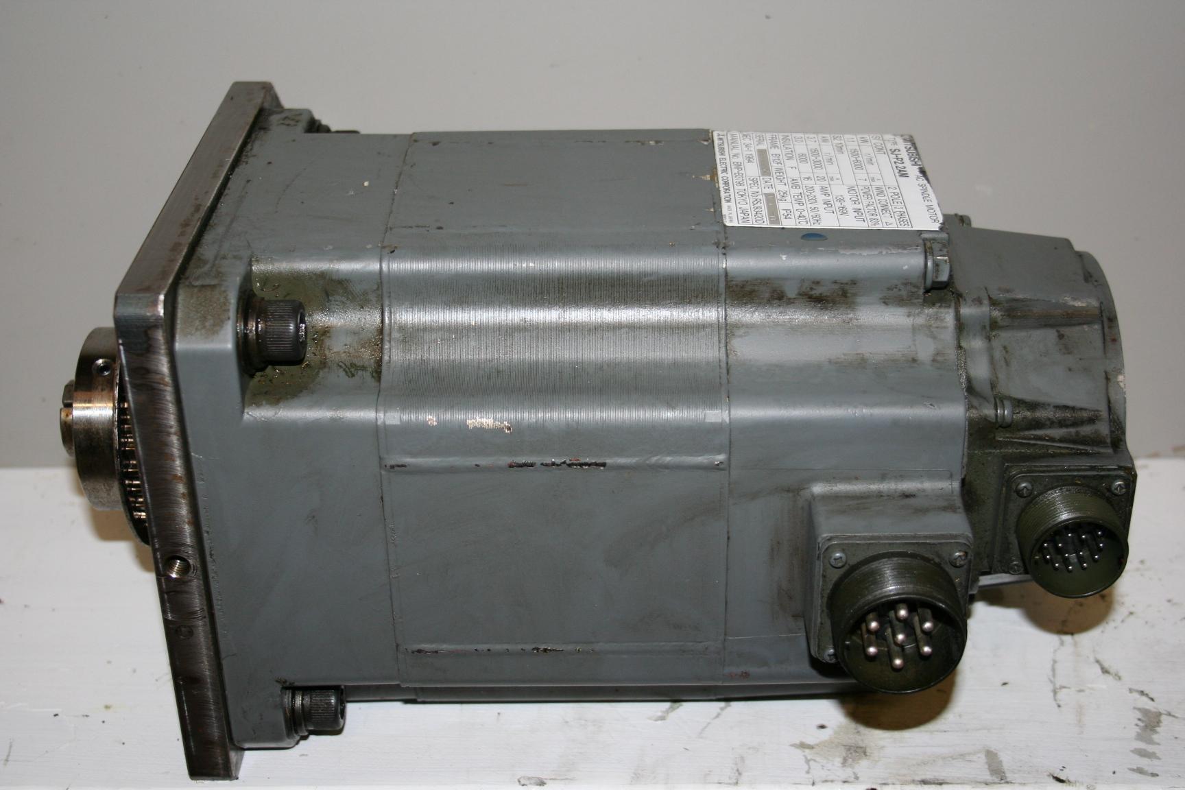 MAZAK Mill Motor With Encoder