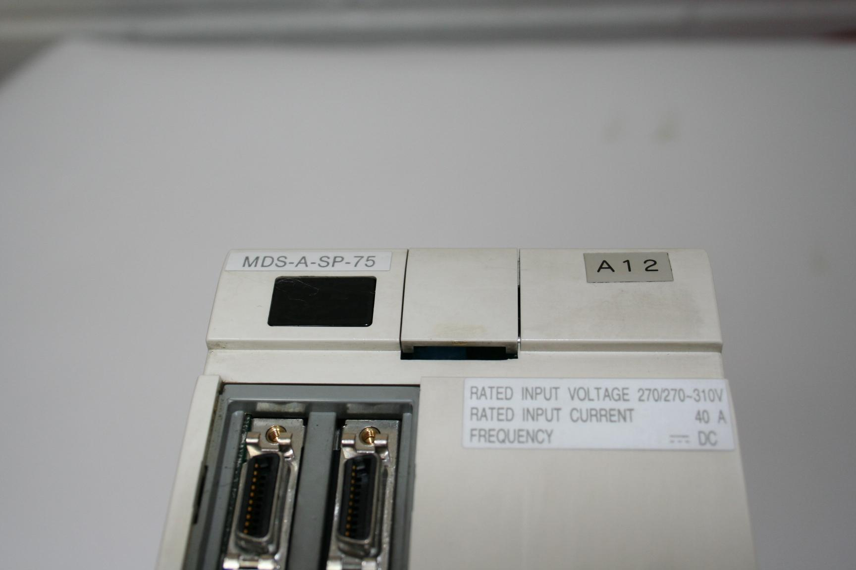 Spindle Controller MDS-A-SP-75