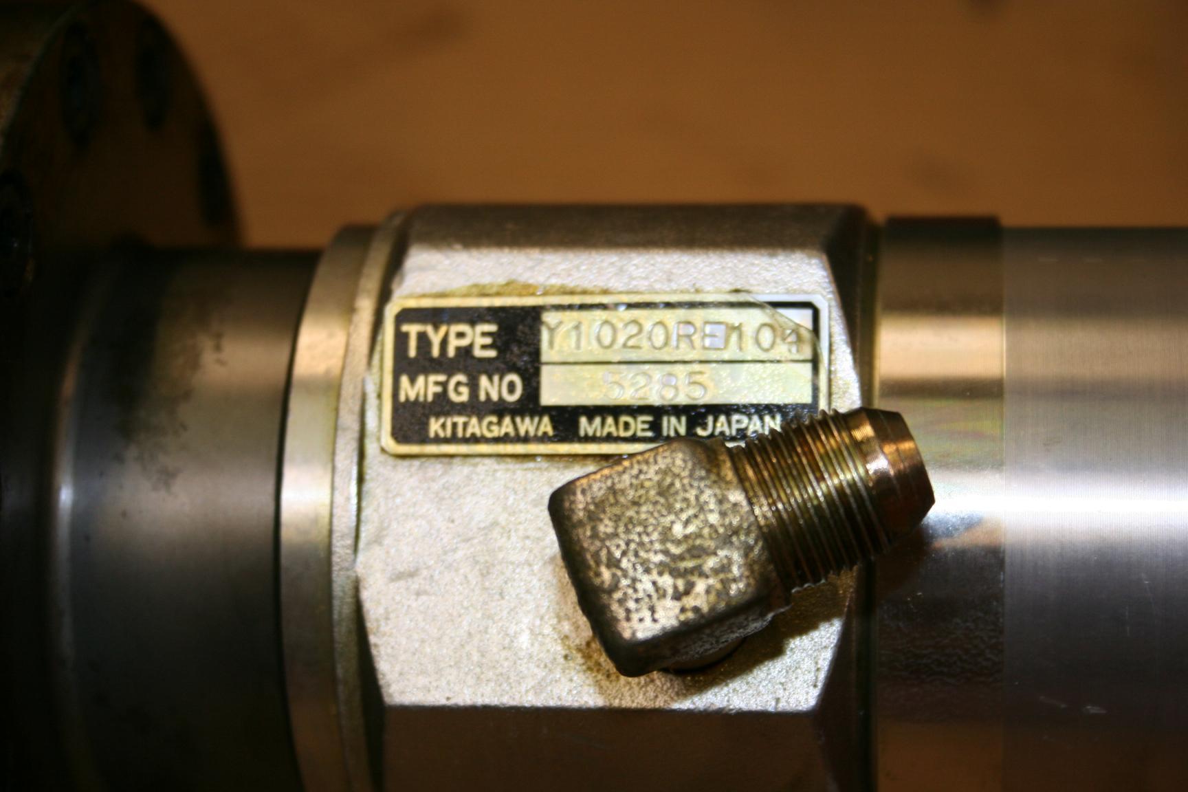 Mazak SQT18 Sub Spindle