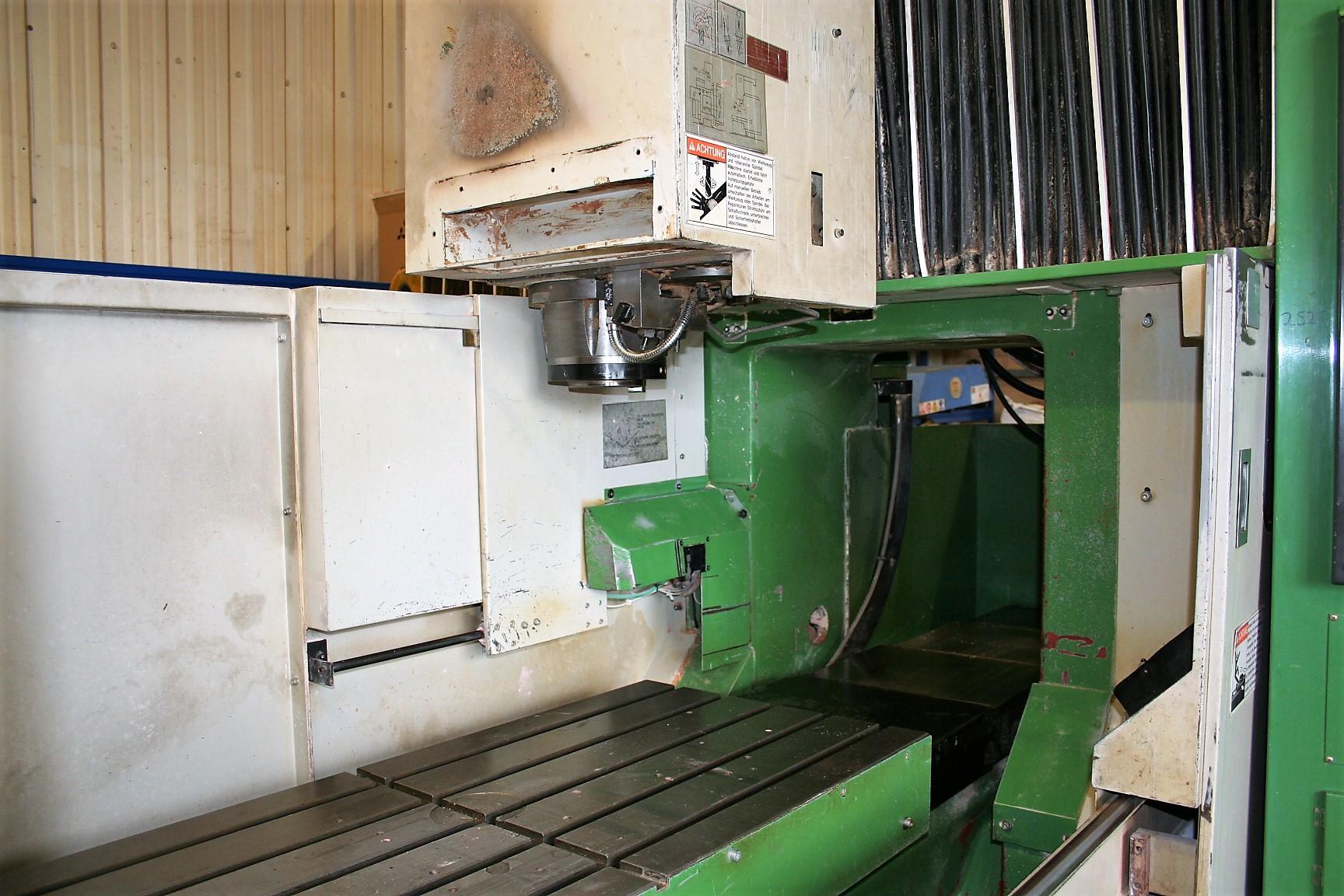 Mazak VQC 20-50B Vertical Machining Centre