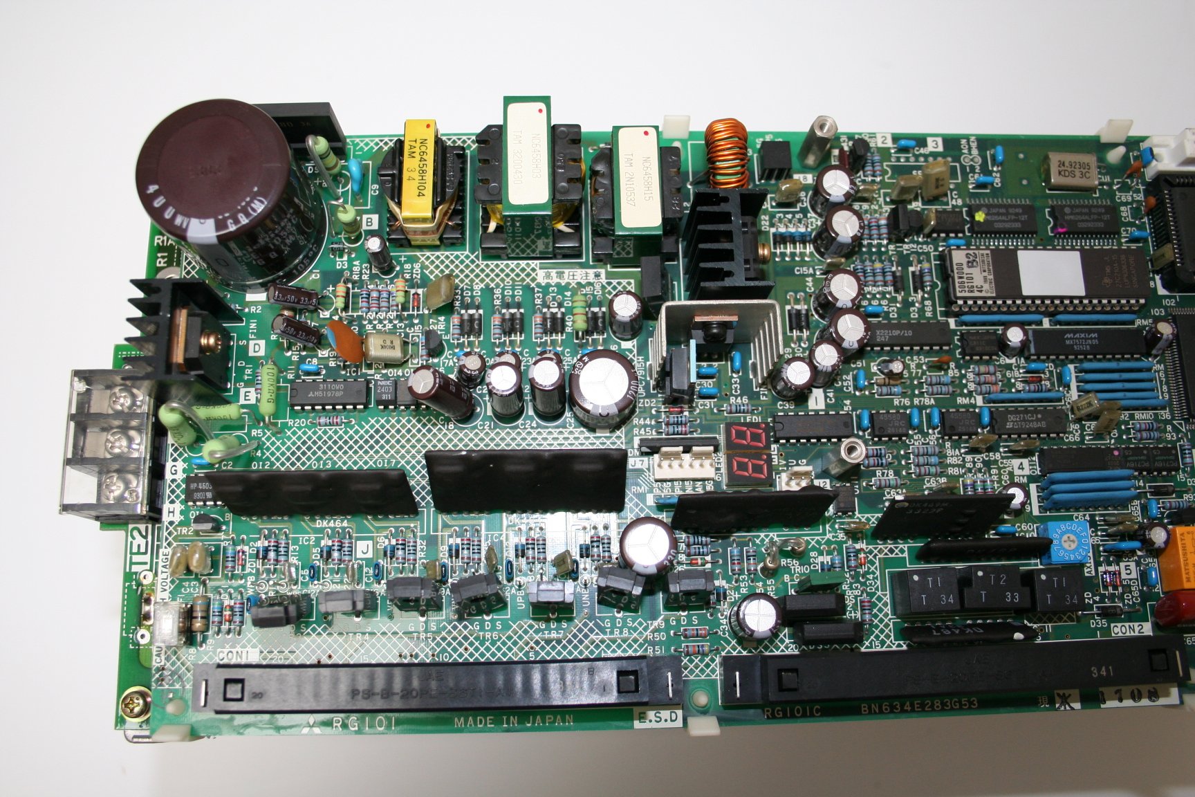MITSUBISHI MR-S11-80-E01 Servo drive