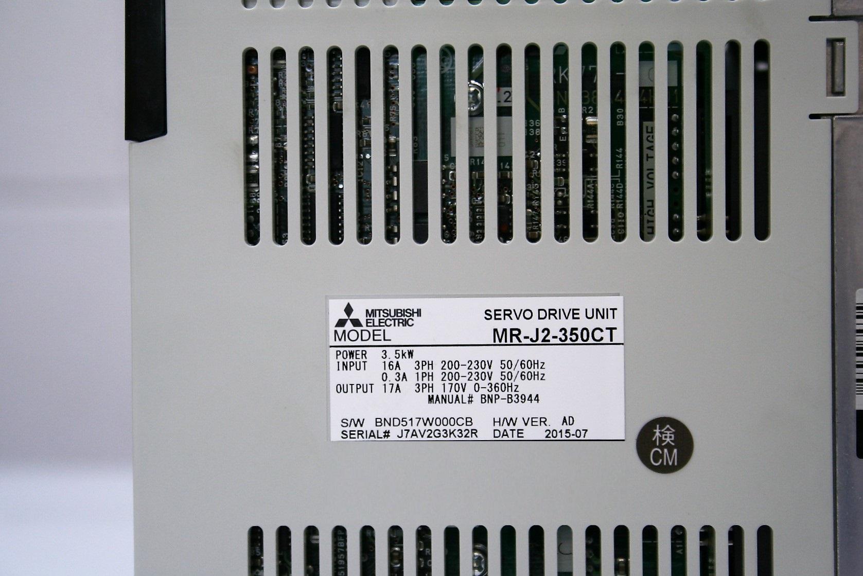 MDS-MR-J2-350CT