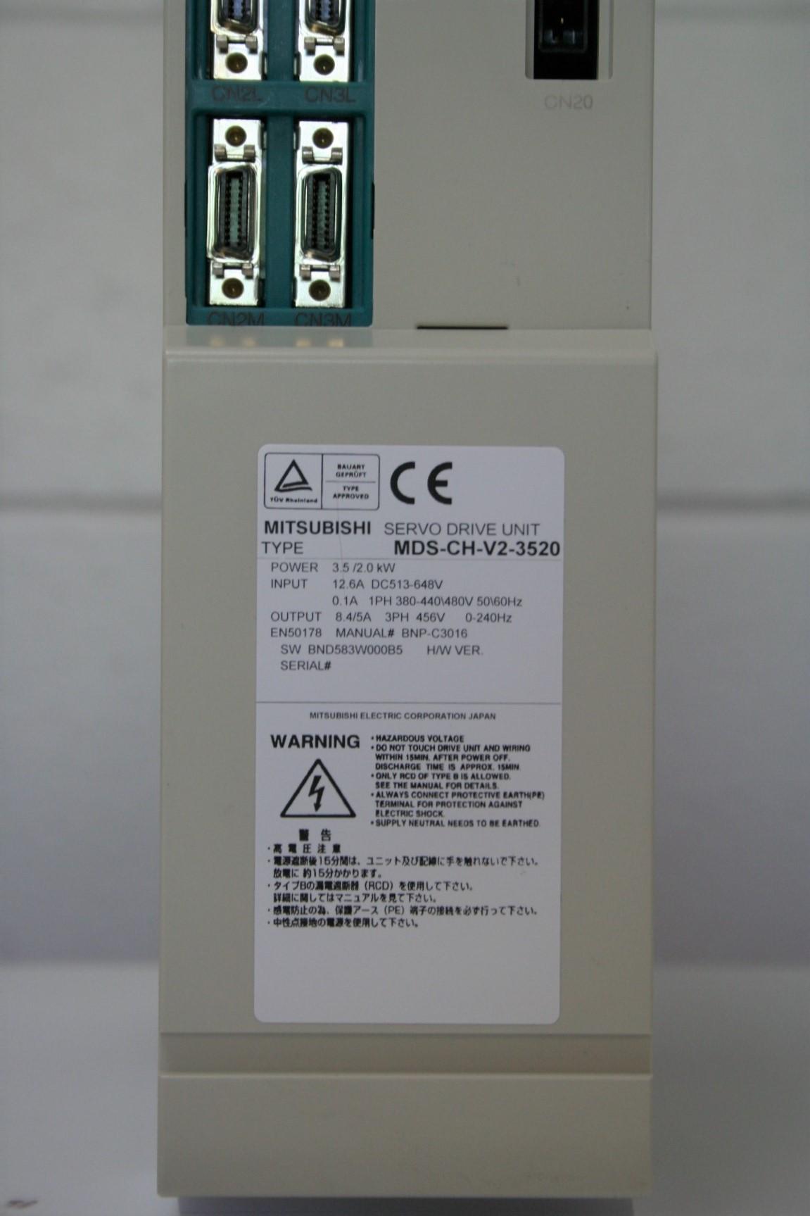MDS-CH-V2-3520