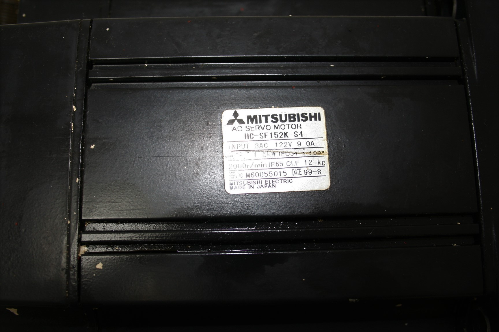 Mazak Mitsubishi AC Servo Motor HC-SF152K-S4 e