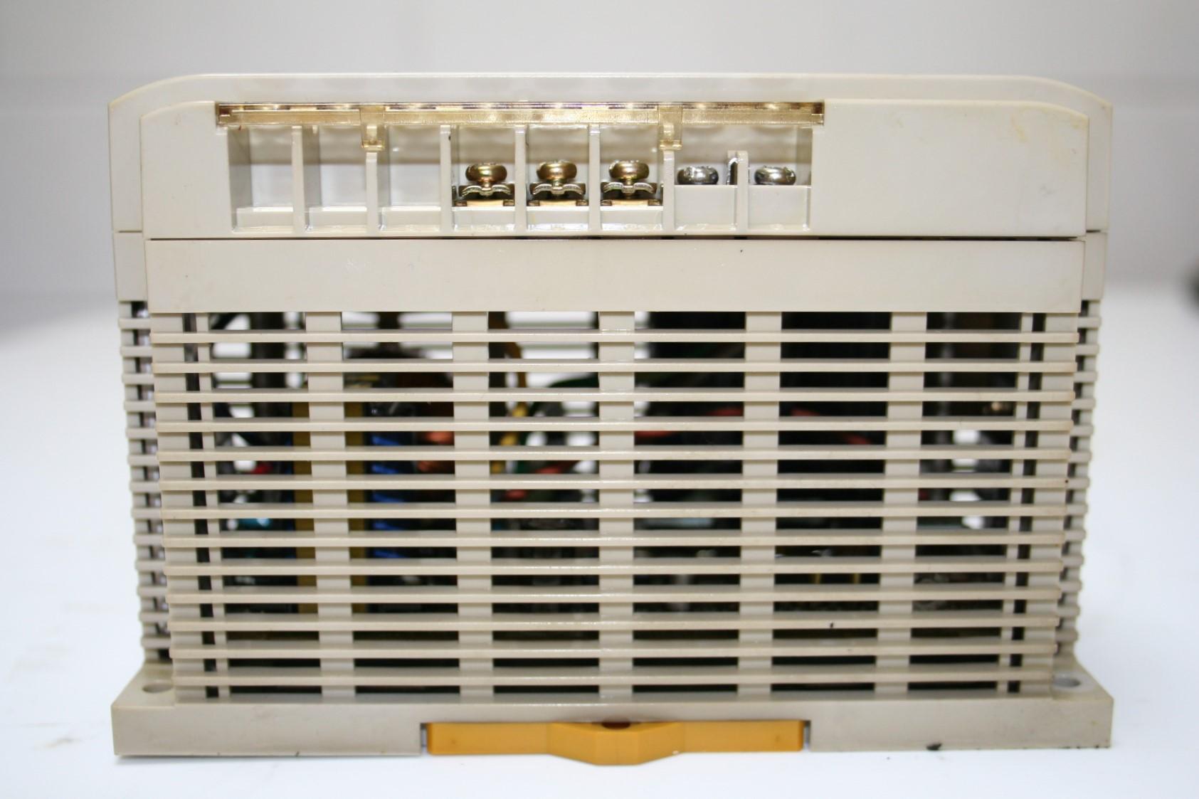 Omron S82k-05024 Power Supply 1