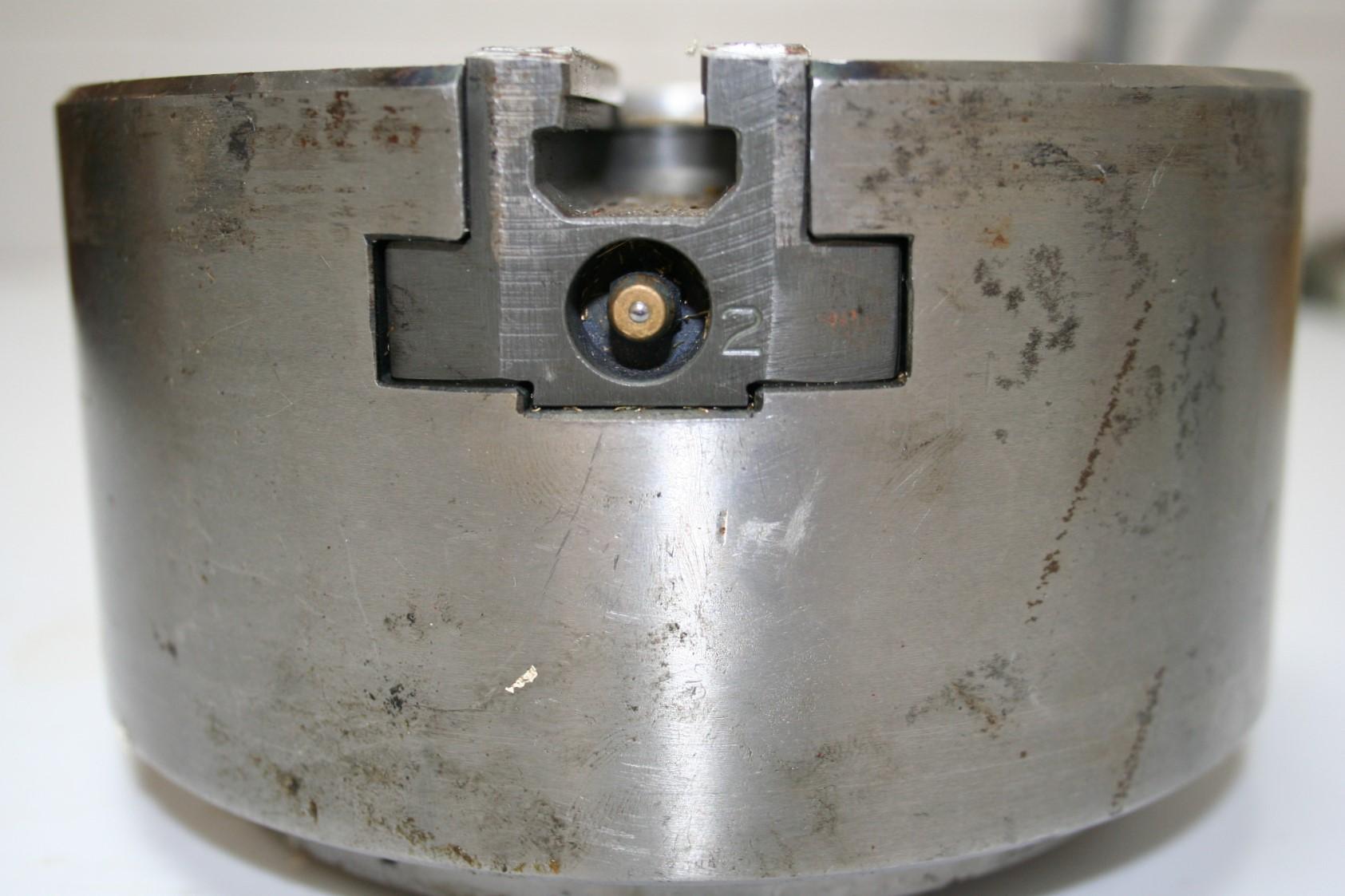 Kitagawa B-206 3 Jaw Chuck 5