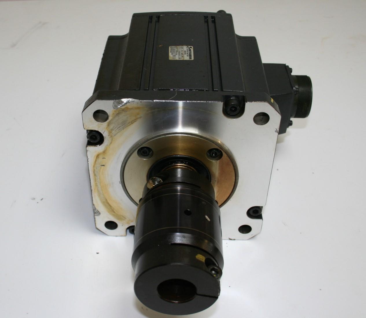 Mazak Mitsubishi HC453S Servo Motor and Encoder (OSE105S2) C