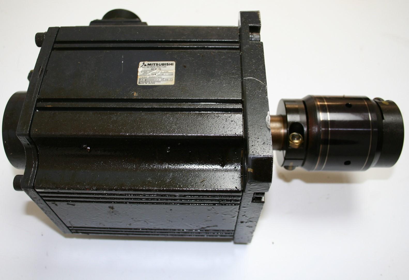 Mazak Mitsubishi HC453S Servo Motor and Encoder (OSE105S2) A