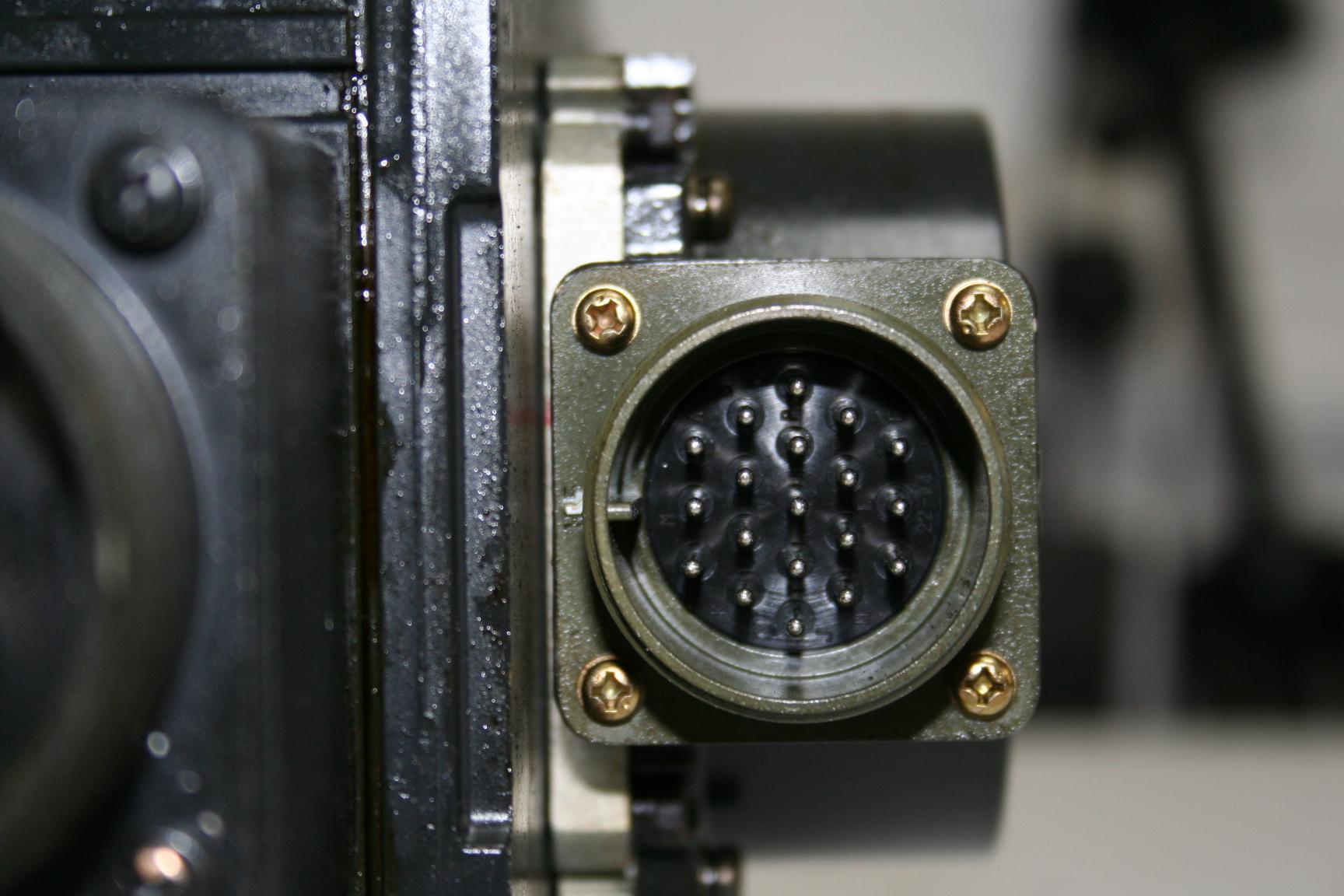 Mazak Mitsubishi HC453S Servo Motor and Encoder (OSE105S2) f