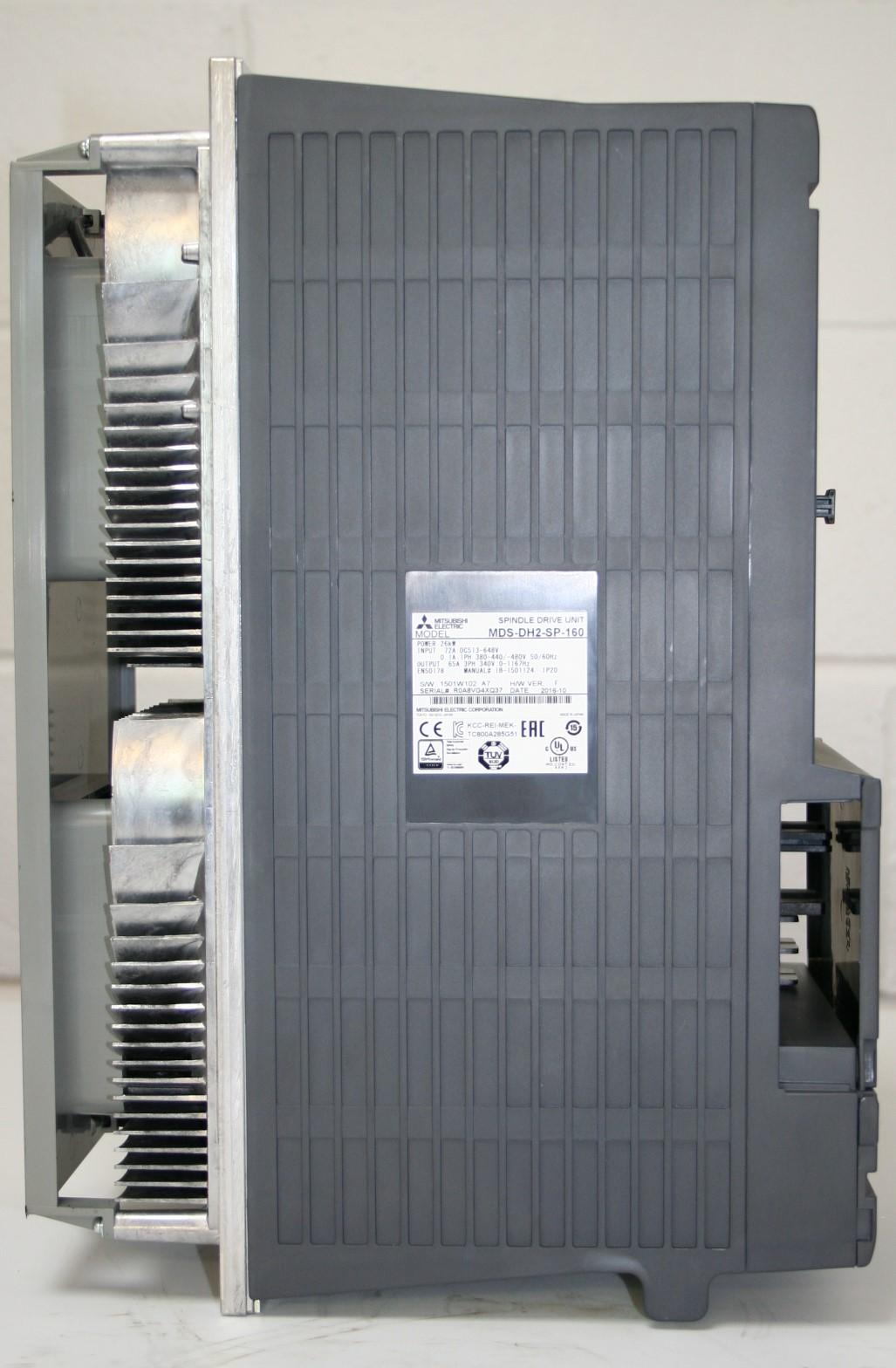 MDS DH2 SP 160 E