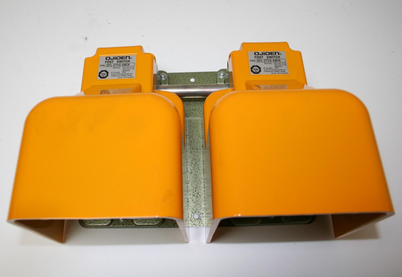 Ojiden Foot Switch  OFL-2TVG-SM2K 4