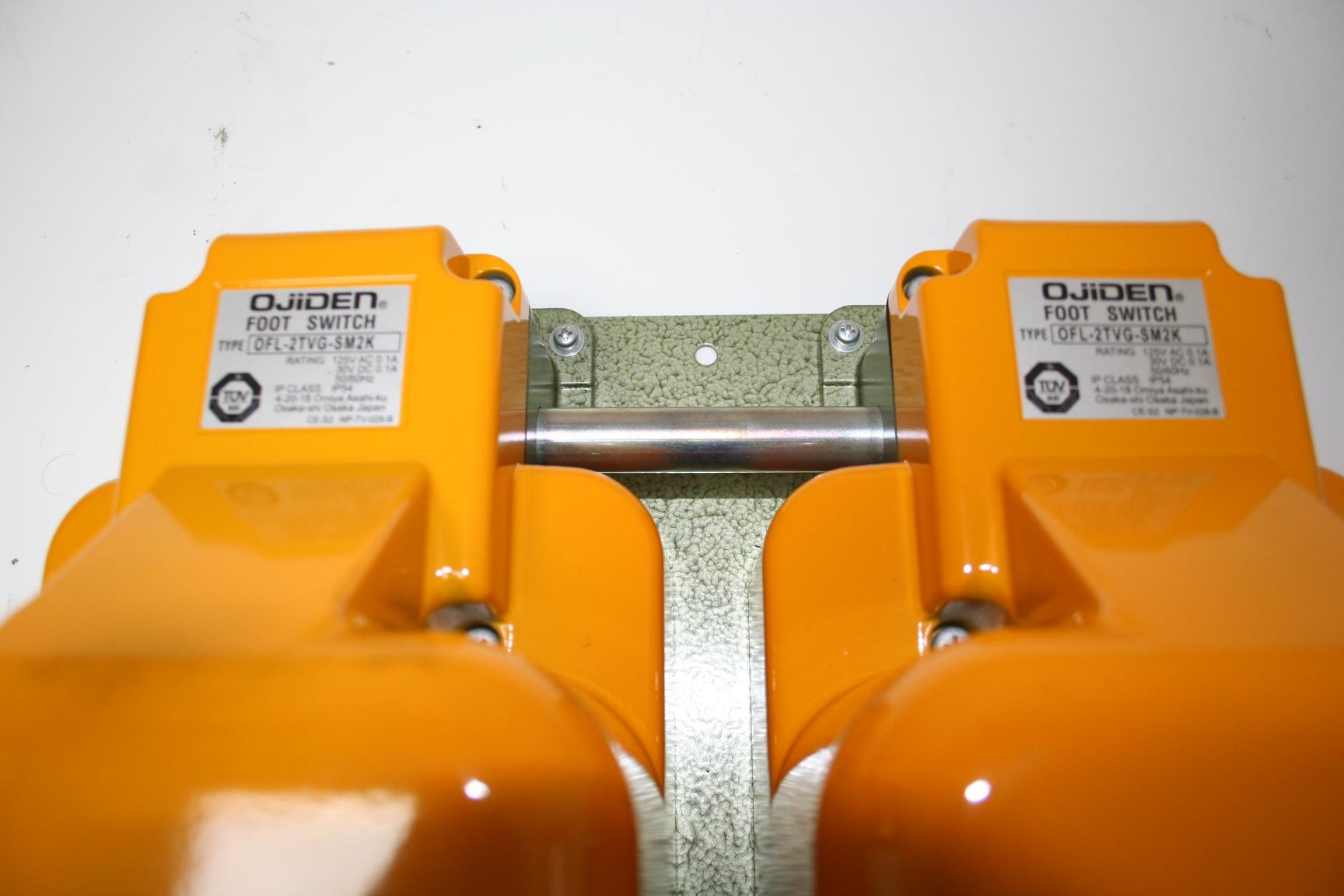 Ojiden Foot Switch  OFL-2TVG-SM2K 3