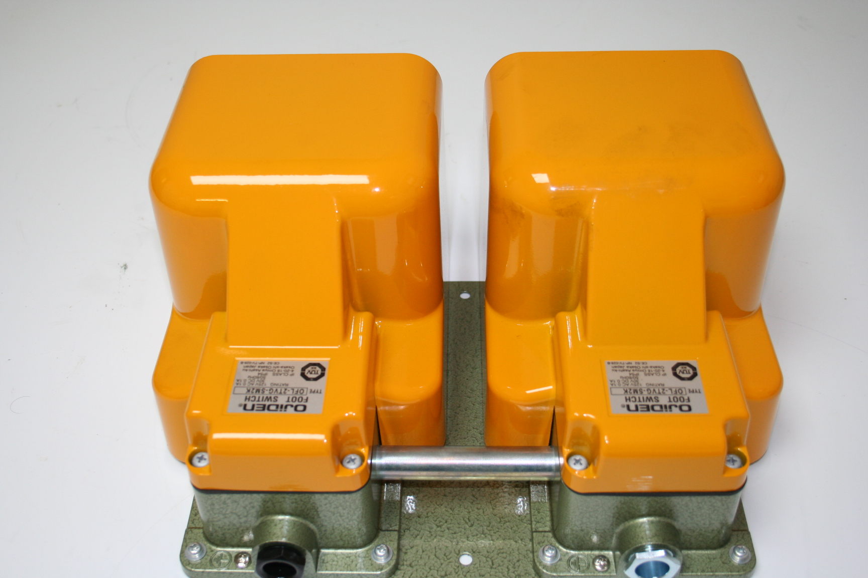 Ojiden Foot Switch  OFL-2TVG-SM2K 5