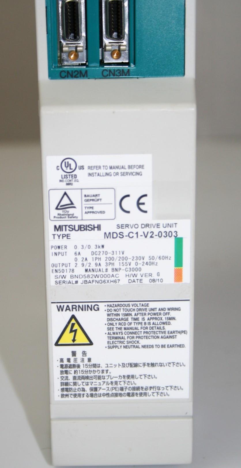 MDS C1 V2 0303 b