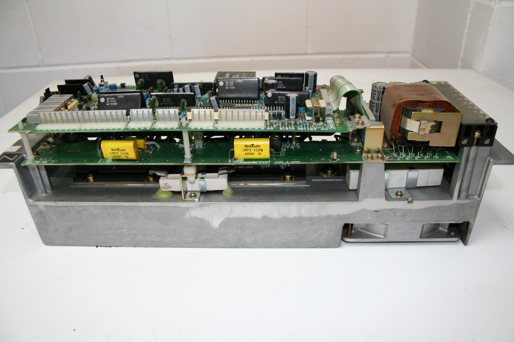 TRA-61A Servo Axis Drive b