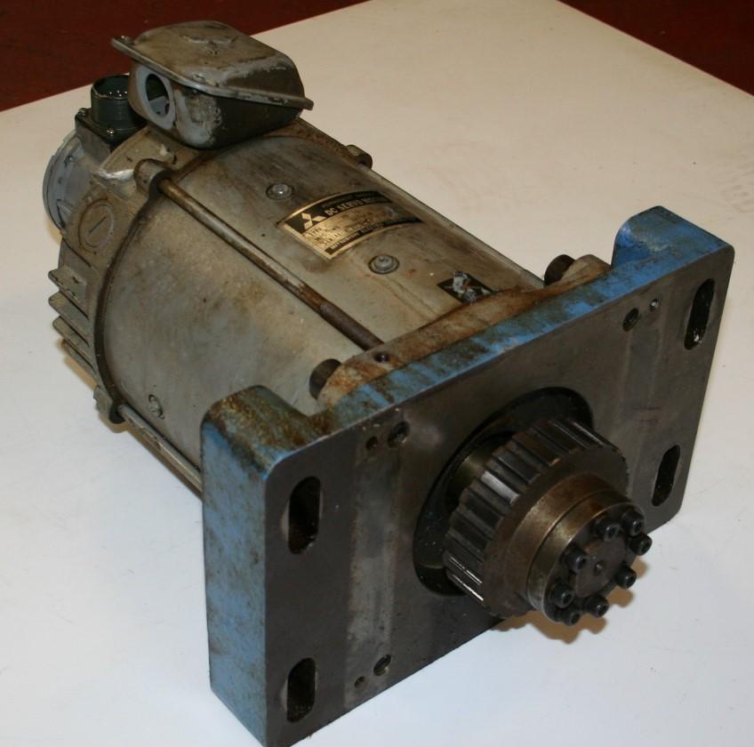DC Servo Motor d