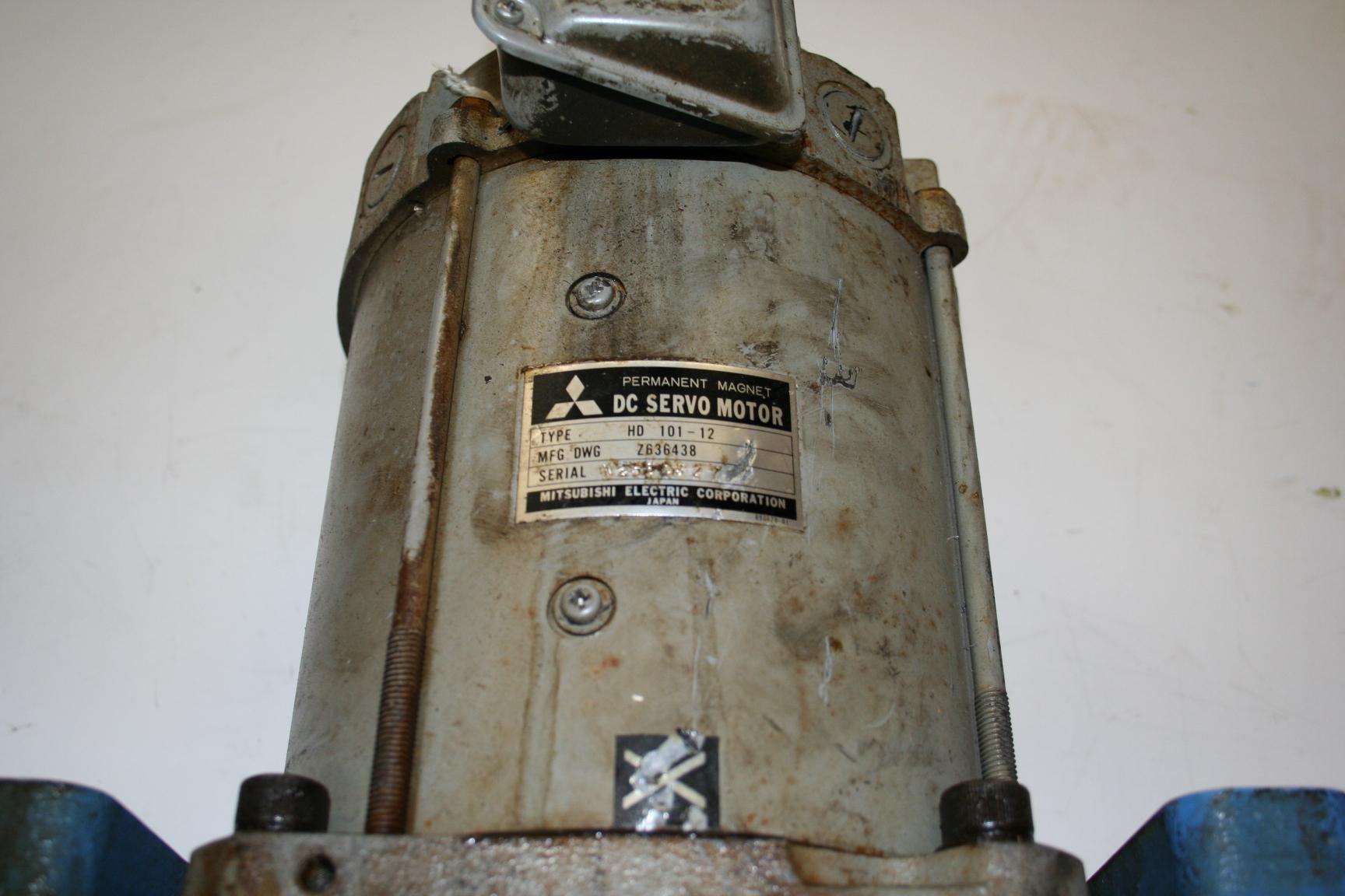 DC Servo Motor a