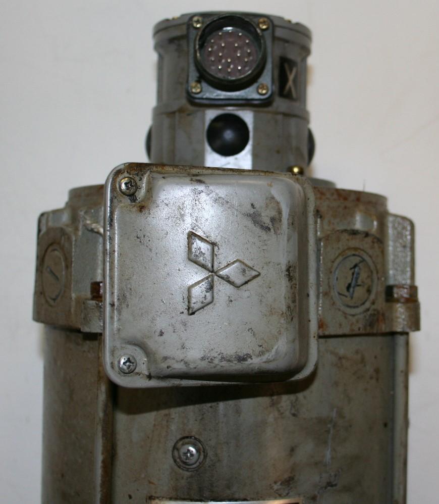DC Servo Motor c