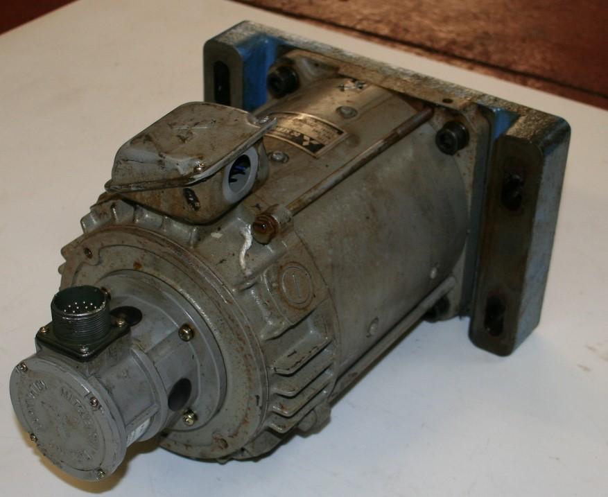 DC Servo Motor b