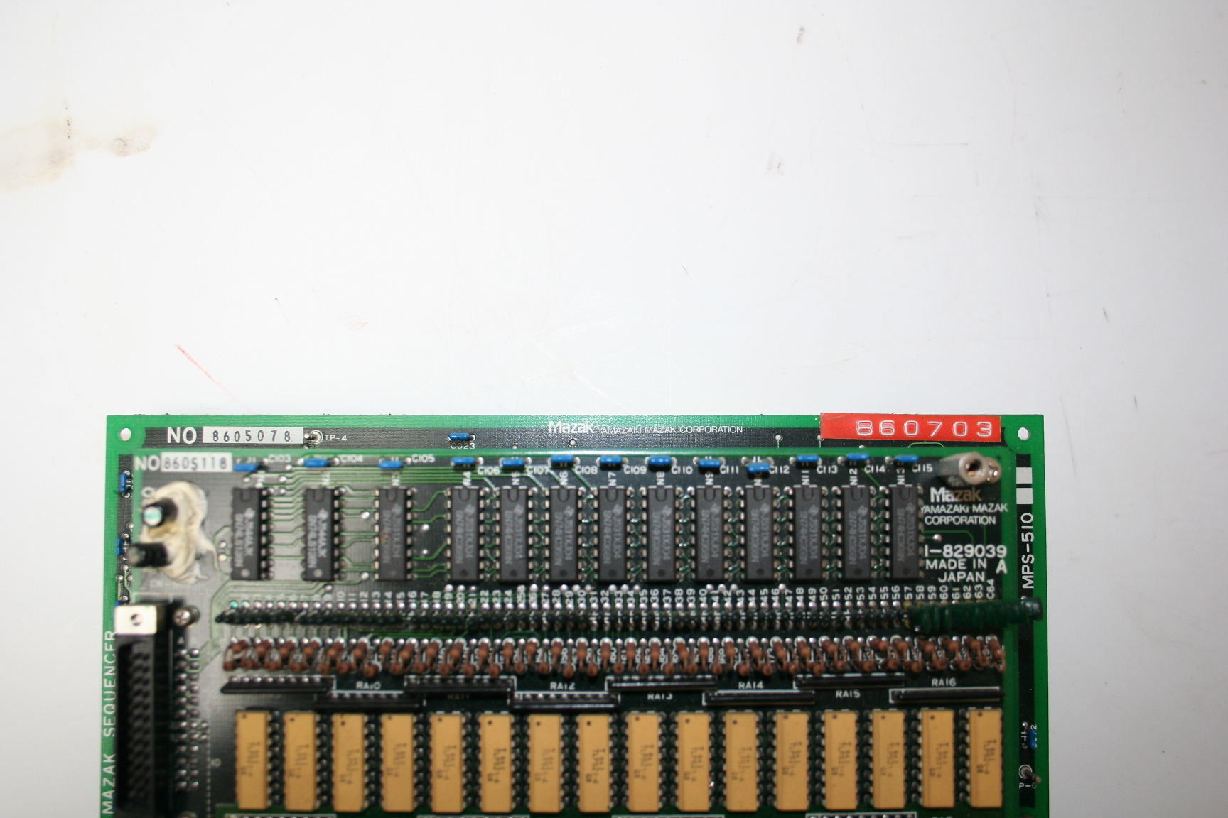 MPS-510 SEQUENCER b