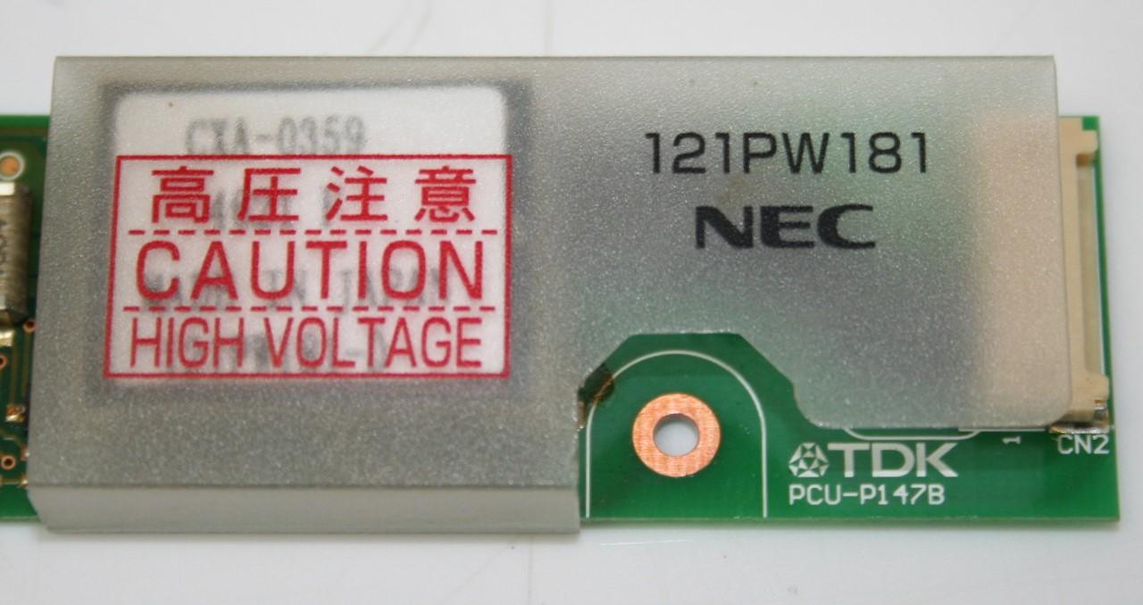 NEC 121PW181 b